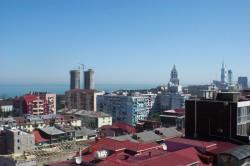 Rooftops of Batumi