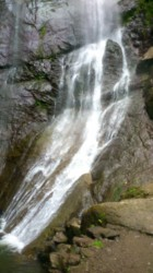 Waterfall Adjara region