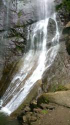 Waterfall Adjara region