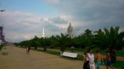 Batumi walk way