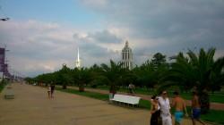 Batumi walk way