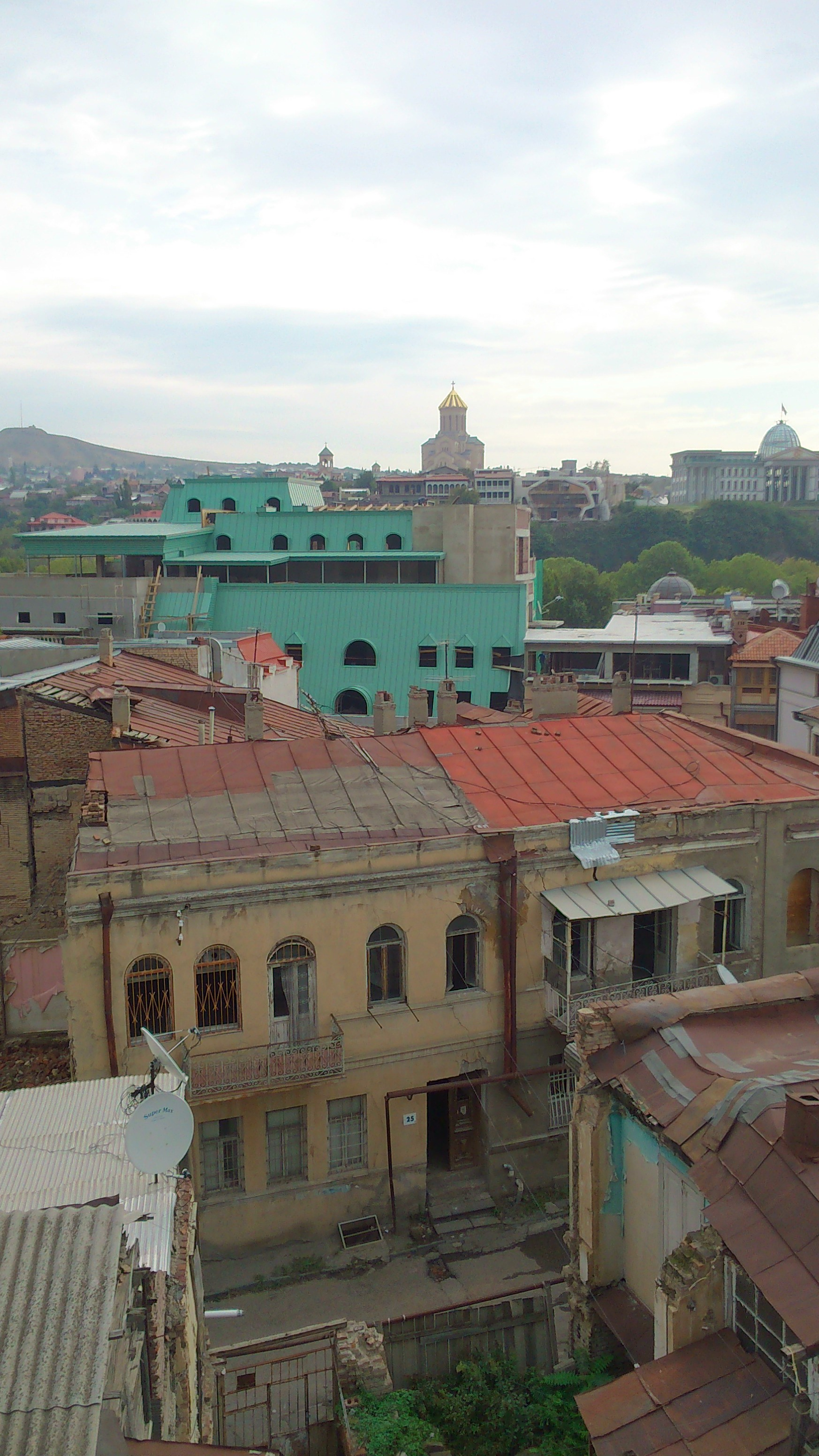 Rooftops of Tbilisi