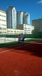 The University of Georgia Tennis Courts