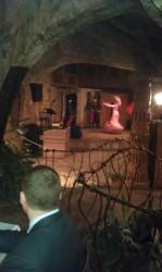Traditional Georgian dancing