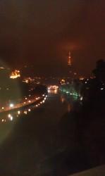 River Kura Tbilisi