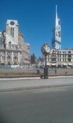 Batumi town centre