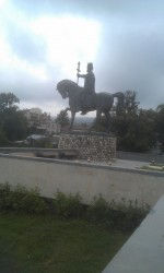 Statue King Erikle II