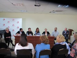 Closing meeting - University of Georgia Tbilisi