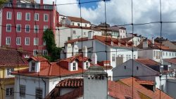 Roof tops of Coimbra