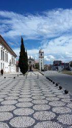 Aveiro town centre