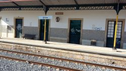 Train station Silves