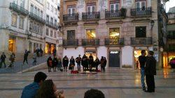 Coimbra town