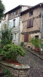 Old town Bergerac