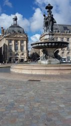 Historic centre Bordeaux