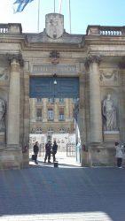 Town hall Bordeaux