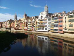 River Onyar, Girona