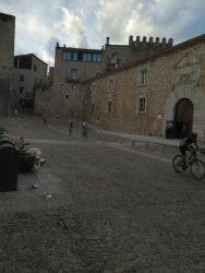 Girona cycling race