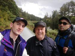 fellow travelers Bidzot & Henry