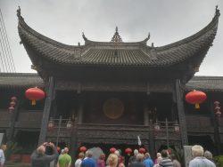 Emperor Yu's Palace in Chongqing